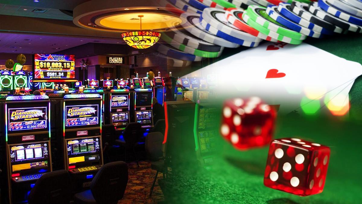 Apakah Slot Online Hanya Ada di Slot Online? Cari Tahu Mengapa Orang Takut Dengan Mesin Ini